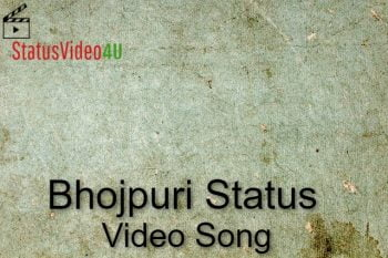above image is showing heding level title bhojpuri status video song